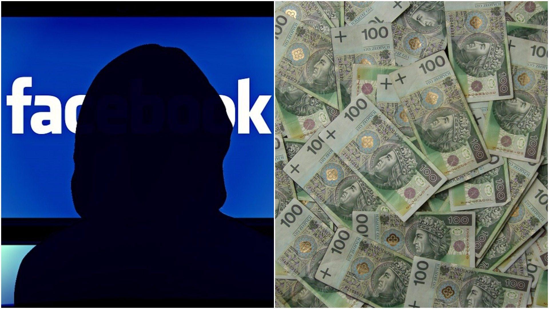 Dziesiątki tysięcy Polaków ofiarami kolejnego oszustwa na Facebooku. Uważajcie!