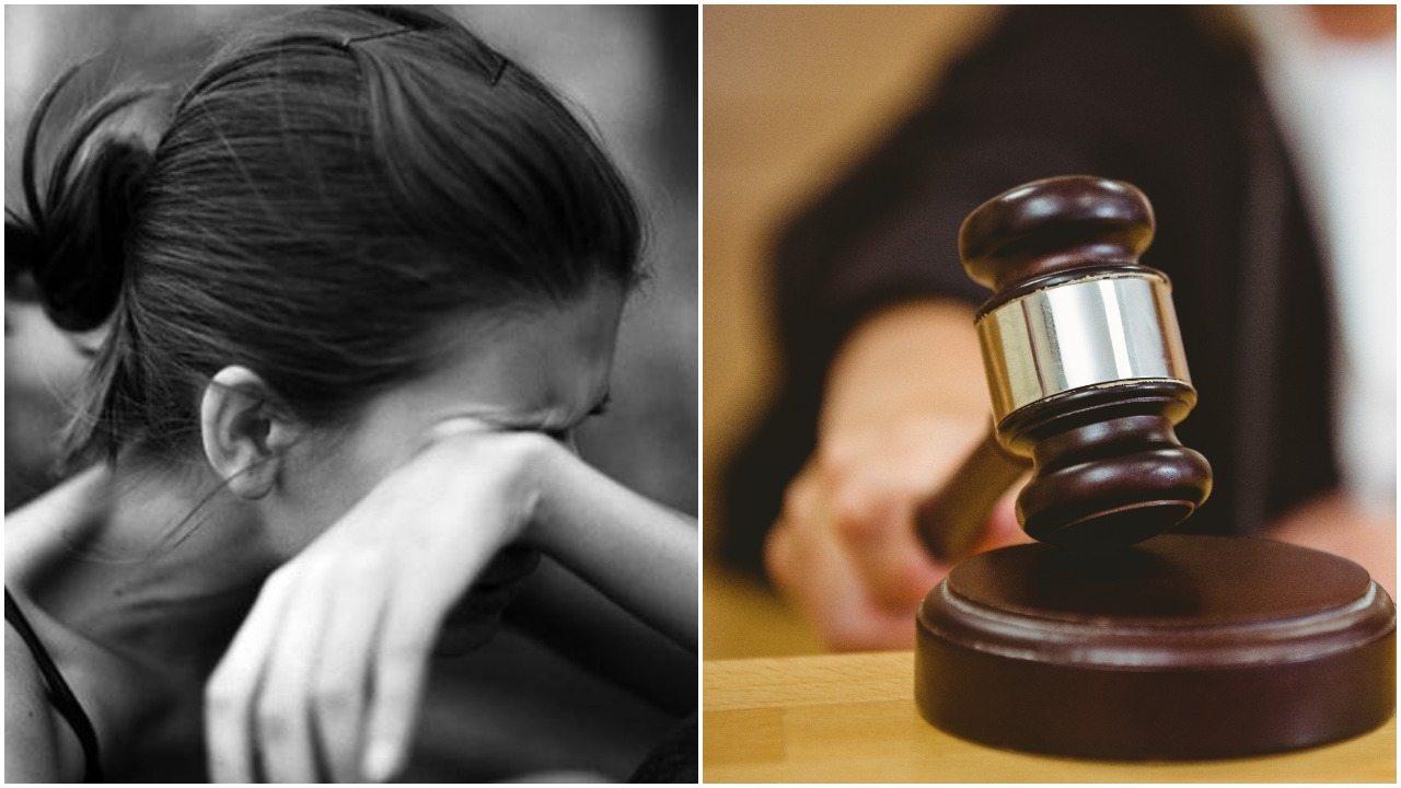 Szokująca decyzja sądu: Ofiara gwałtu została ukarana