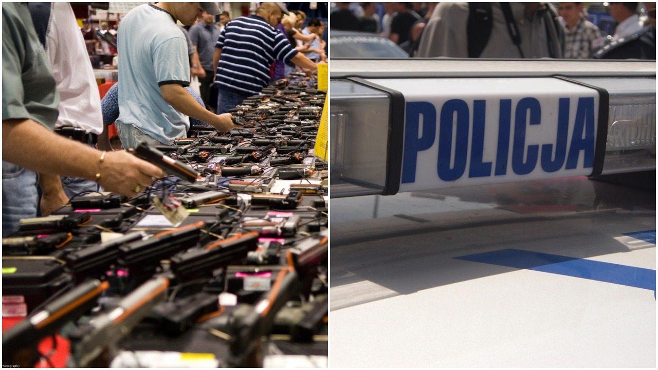Polacy się zbroją. Policja konfiskuje coraz więcej broni