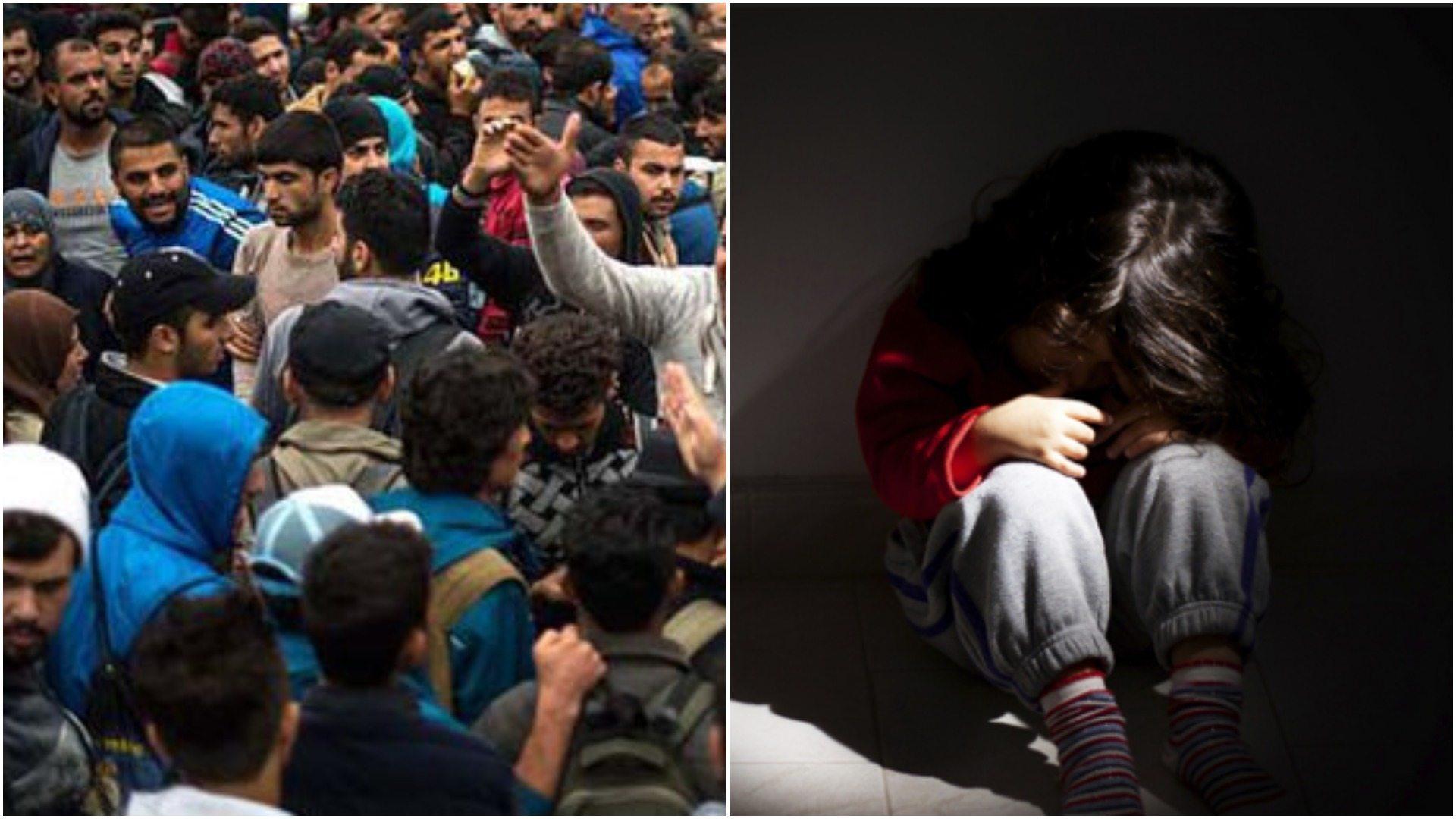 """Wstrząsające zeznania żołnierza. """"Niemieckie władze tuszują masowe zbrodnie imigrantów na dzieciach"""""""