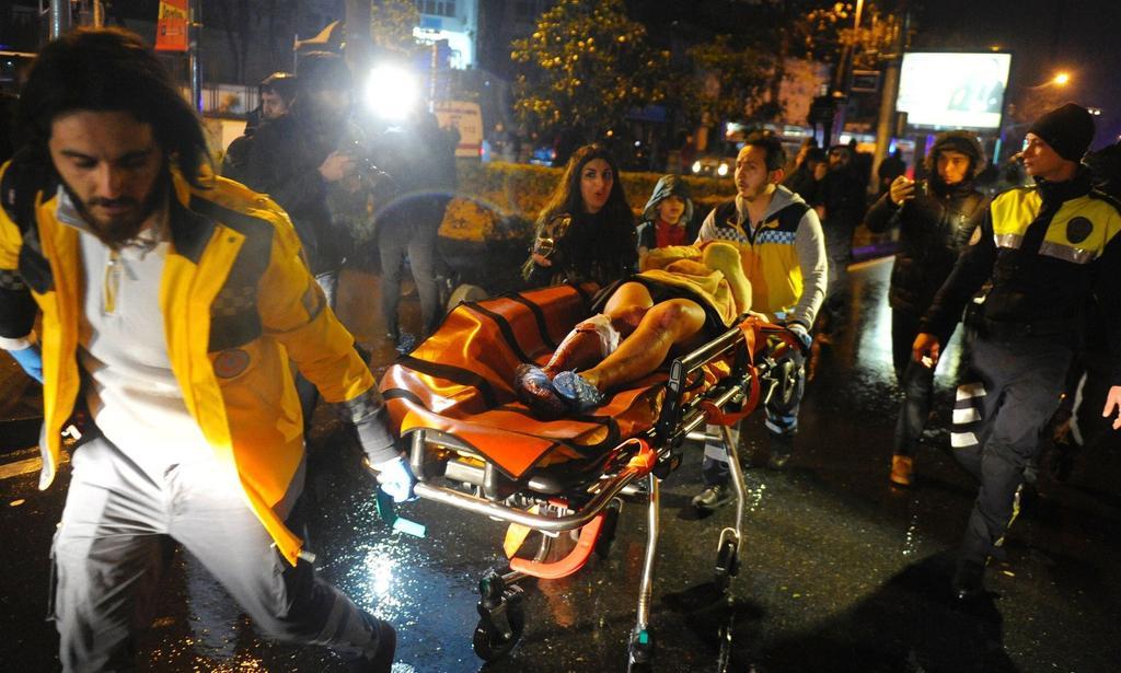 Wstrząsające. Są pierwsze relacje ludzi, którzy przeżyli turecką masakrę