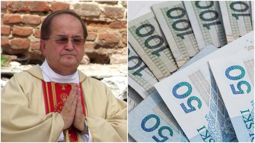 Rydzyk żąda 30 mln złotych od spółki skarbu państwa. Oburzył się przez jej zachowanie