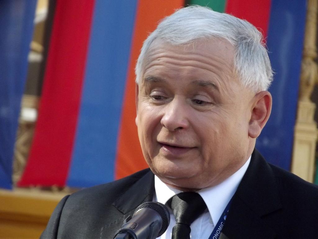 Kaczyński: Gdybym był dyktatorem to…