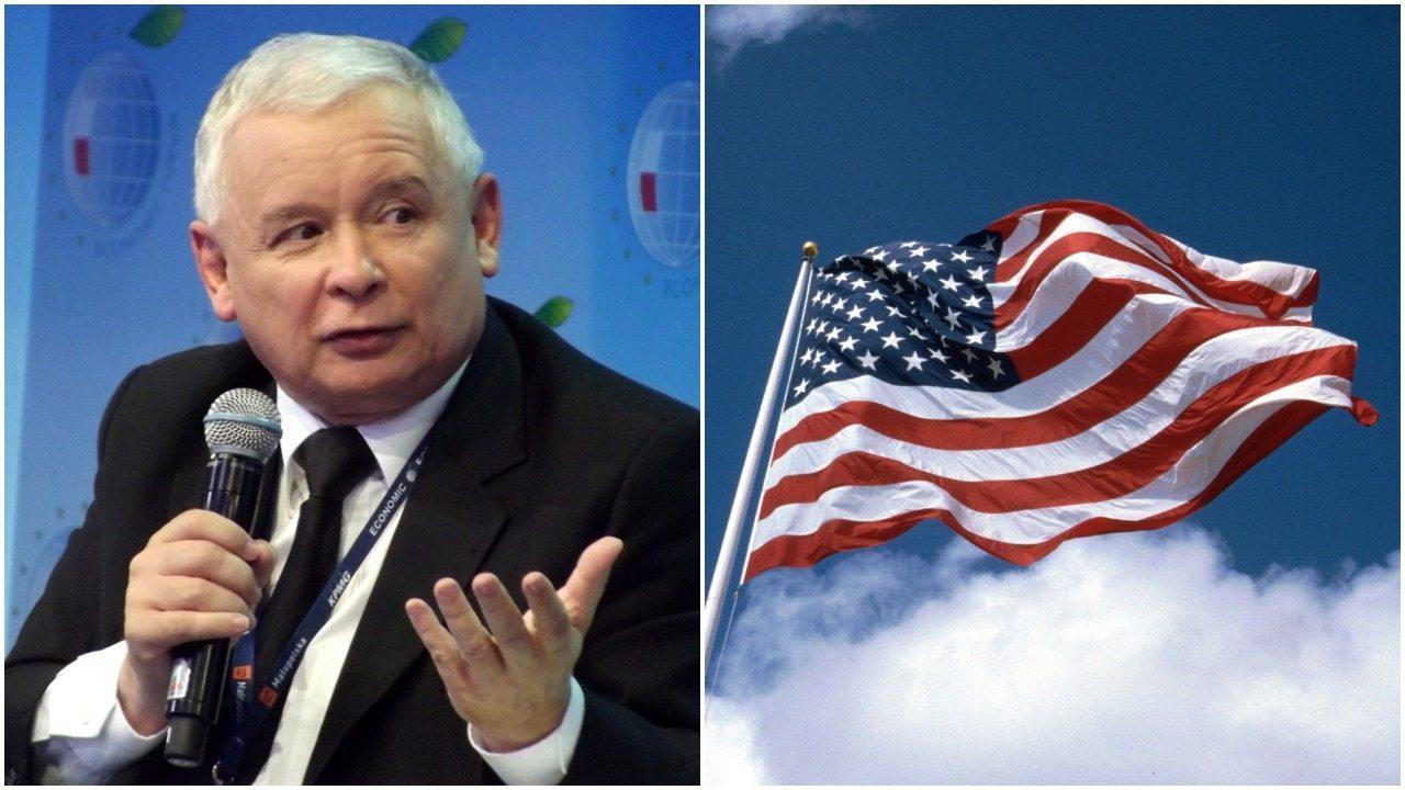 """Suwerenność Polski pod znakiem zapytania. Kaczyński: """"USA ingerowało w nasze sprawy"""""""