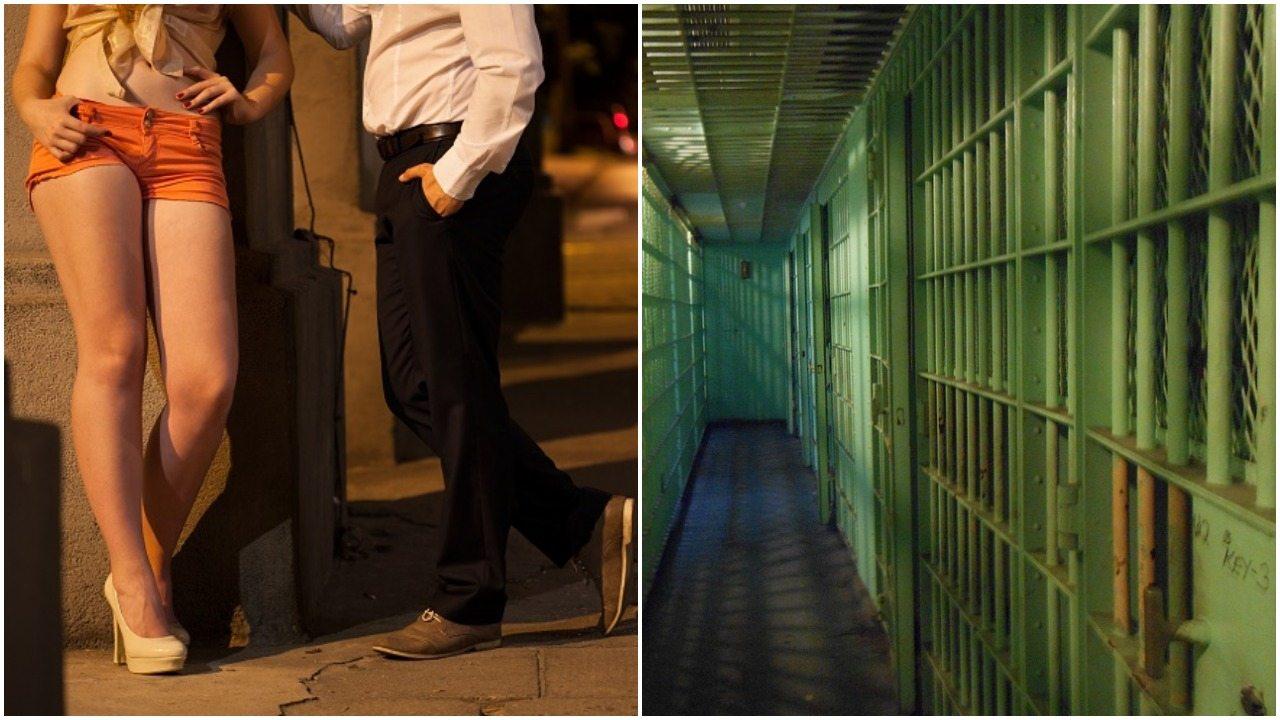 Strażnik więzienny jak alfons. Sprzedawał więźniarki za 50 złotych