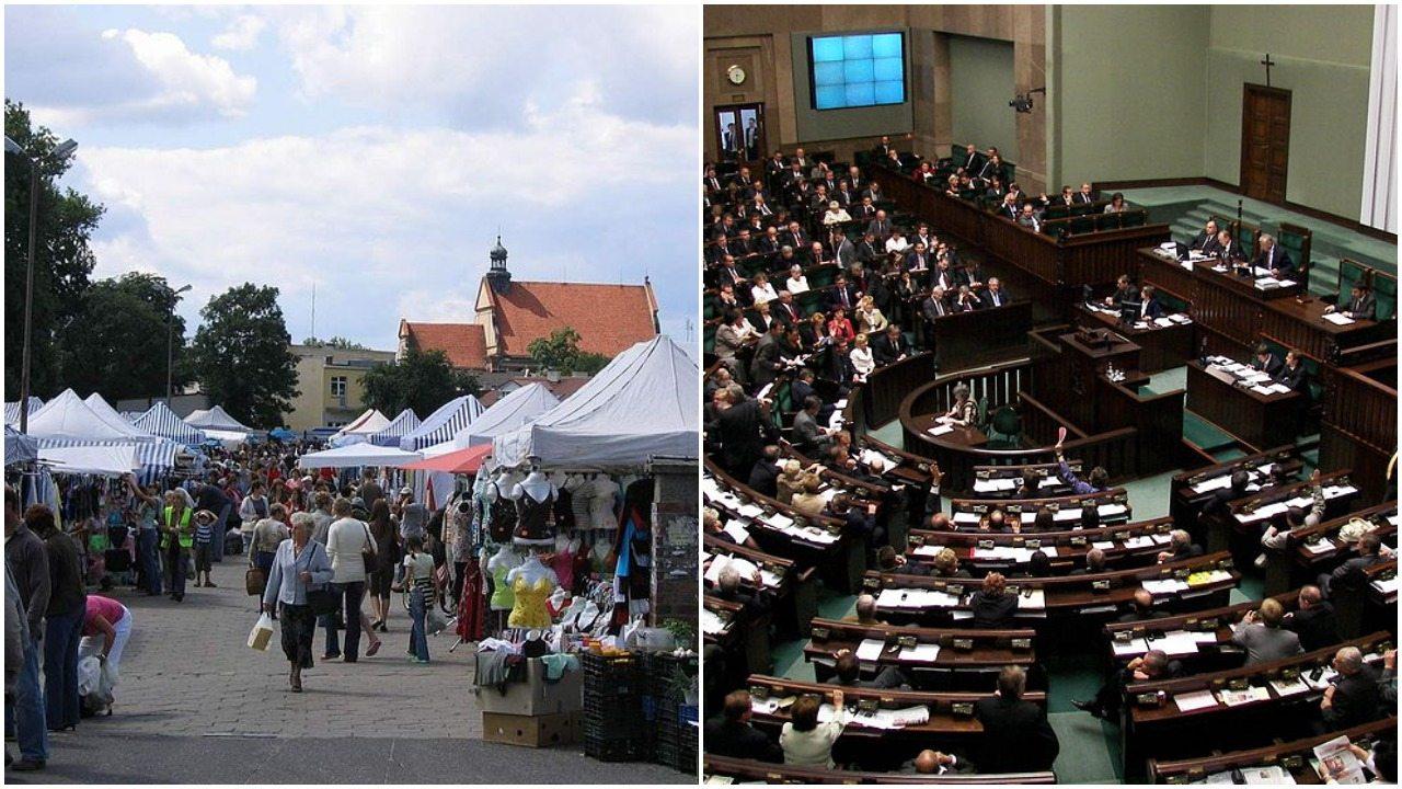 Kancelaria Sejmu wypożyczyła sprzęt do głosowania… od firmy z bazaru