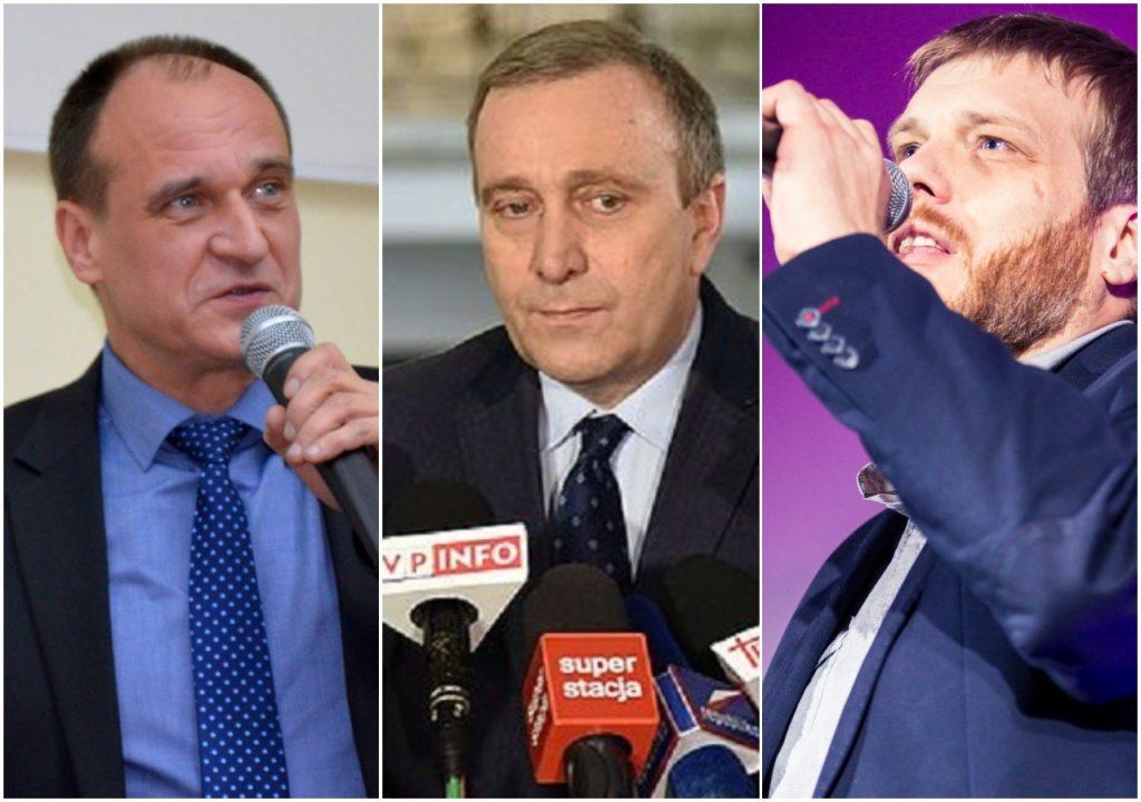 Pierwszy sondaż w 2017. Dramat PO. Przegrywa z Kukizem a nawet z lewicą