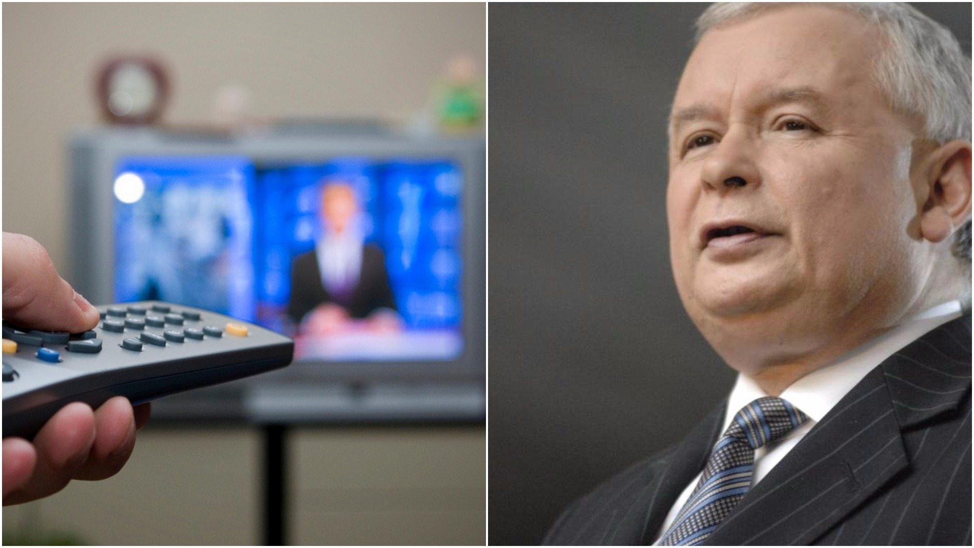 Kaczyński oficjalnie: PiS zajmie się wszystkimi mediami, które są stronnicze