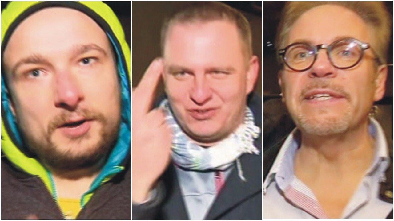 Policja ściga uczestników protestów pod Sejmem. Opublikowała ich wizerunki (ZDJĘCIA)