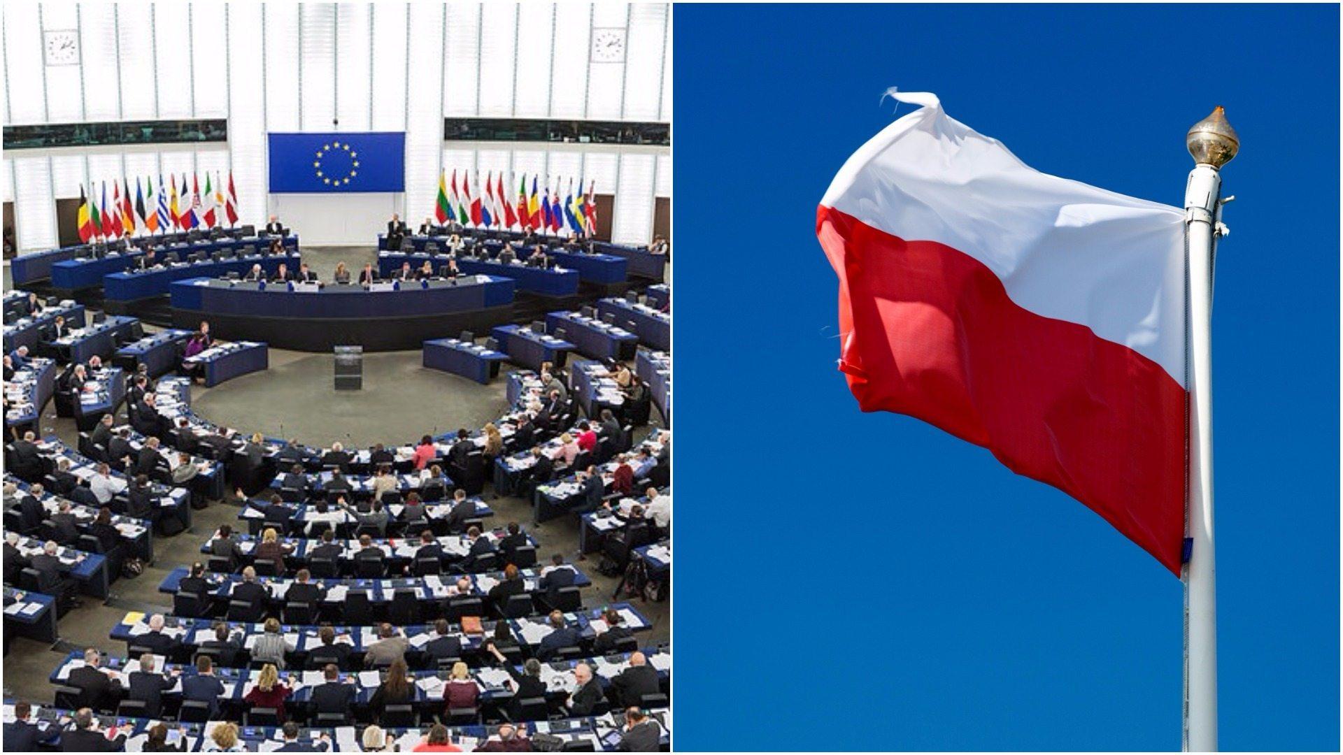 Dwóch Polaków wybranych na wiceszefów Parlamentu Europejskiego