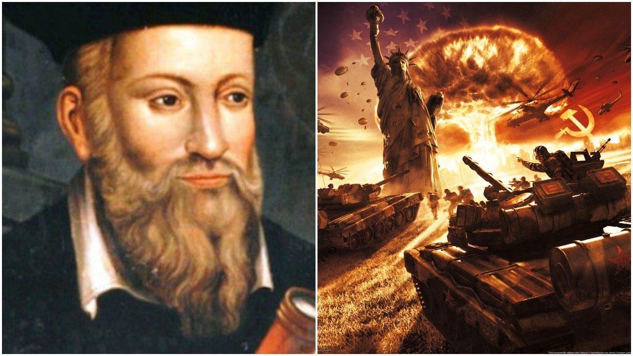 #TeoriaSpiskowa Odczytano przepowiednie Nostradamusa. Czeka nas wielka wojna
