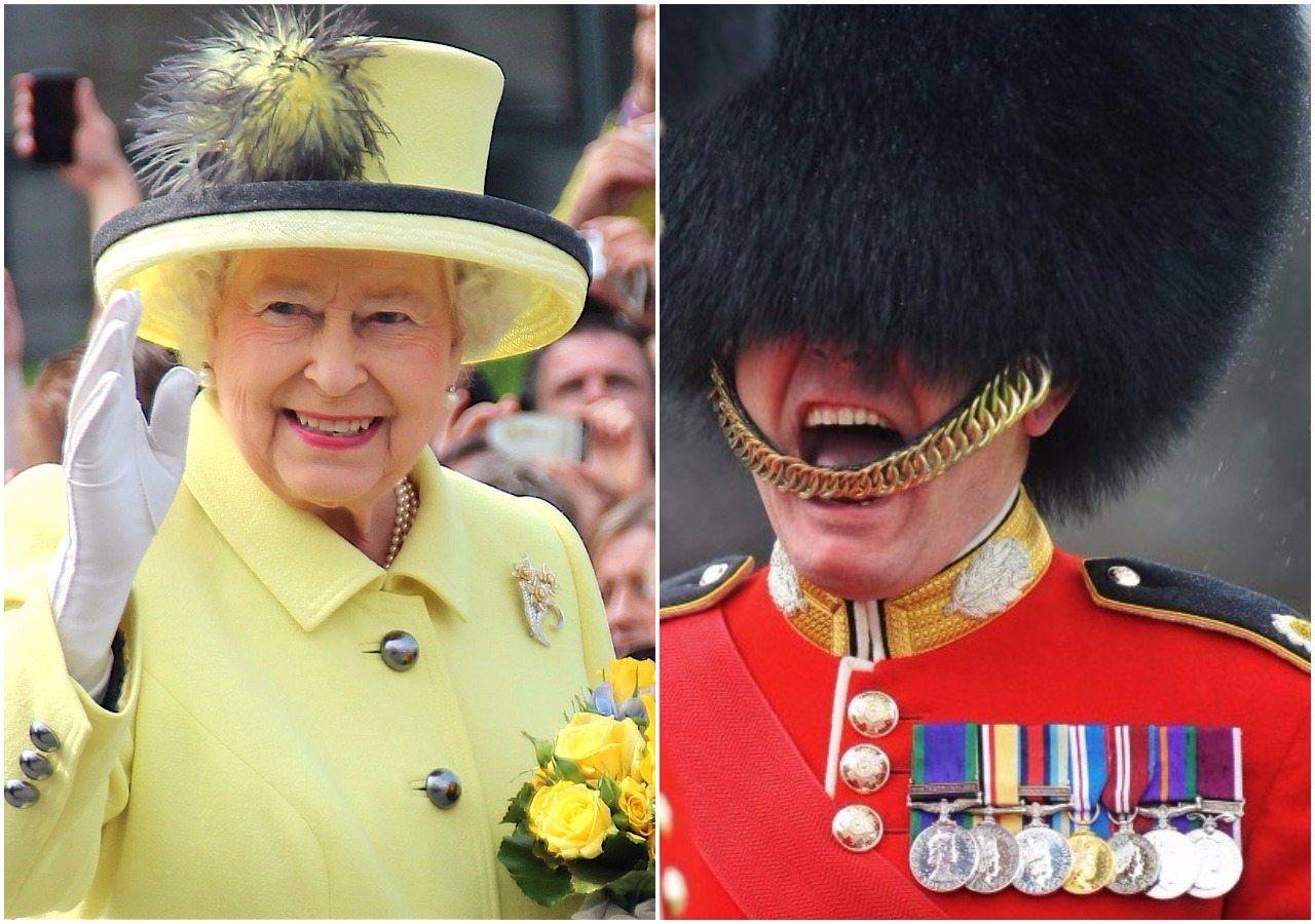 Krok od tragedii. Strażnik omal nie zastrzelił królowej Elżbiety II