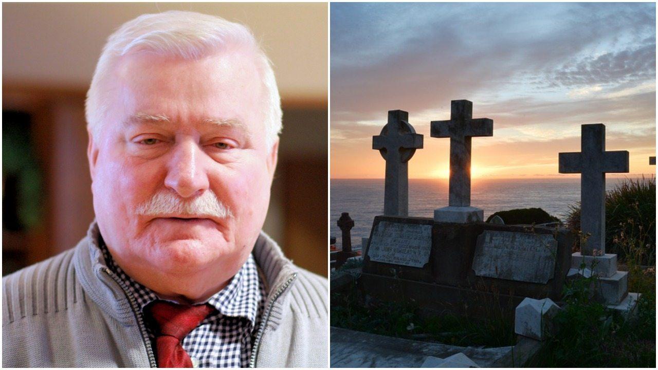 Wałęsa: Coraz częściej myślę o śmierci