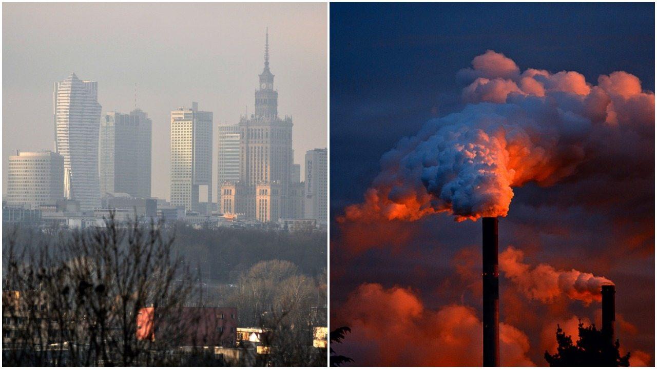 Zapłacimy za smog z własnych kieszeni. Unia chce ukarać Polskę za brudne powietrze