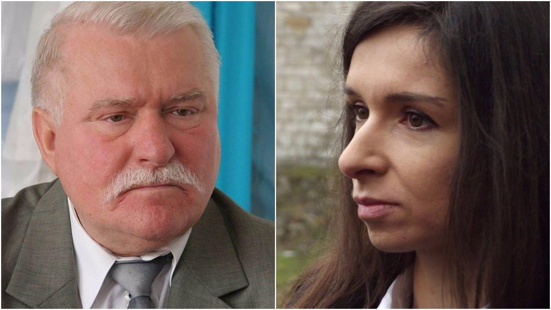 Kaczyńska będzie współpracować z Lechem Wałęsą