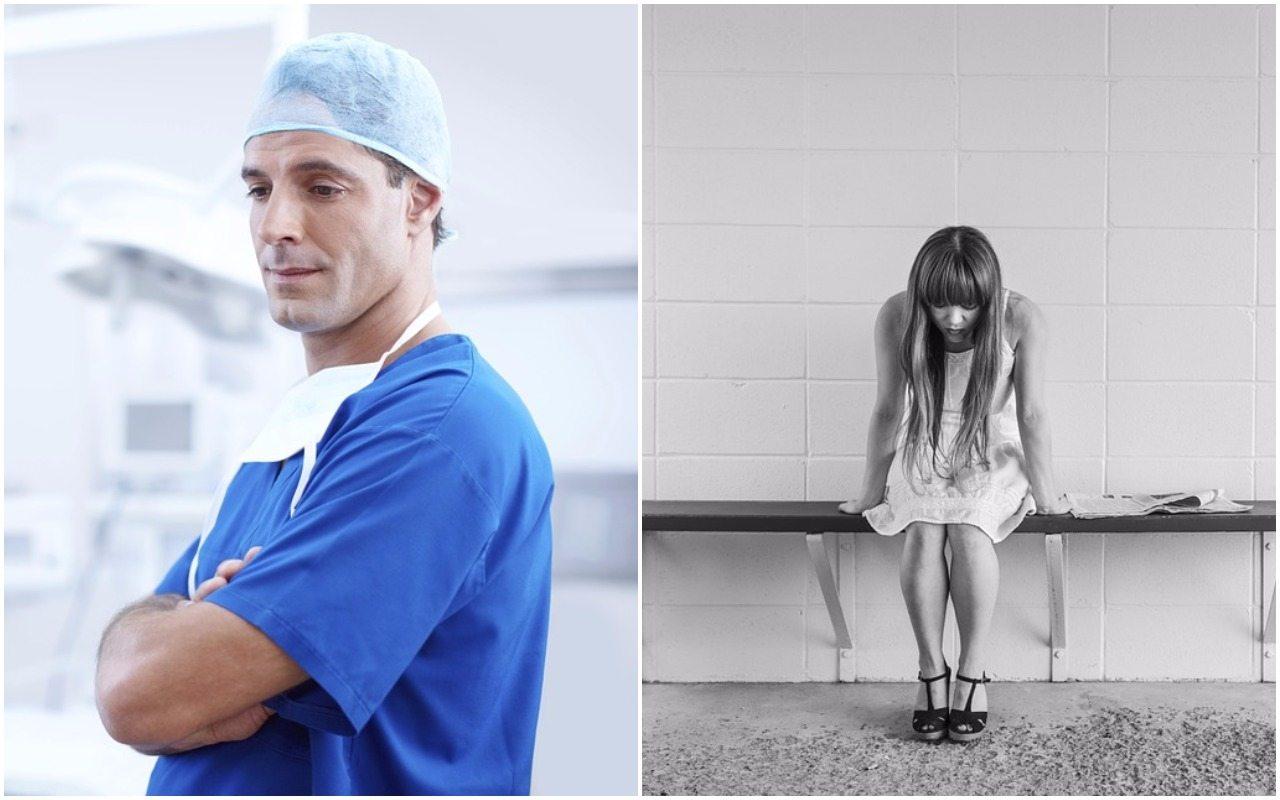"""Kobieta ma guza macicy, ale lekarz odmawia operacji. """"Co za popierd*lony kraj! W głowie się nie mieści"""""""