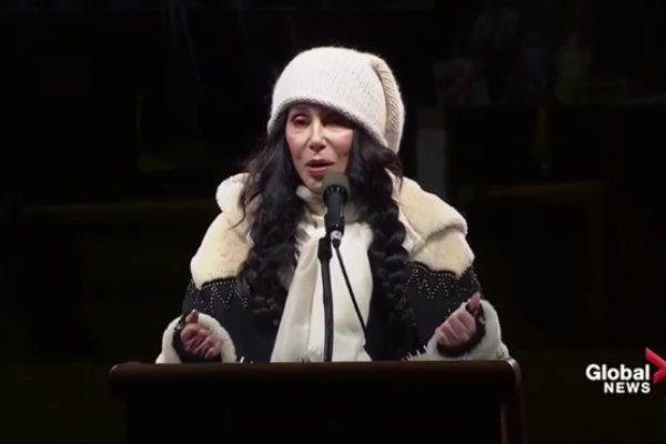 Popularna piosenkarka Cher umiera