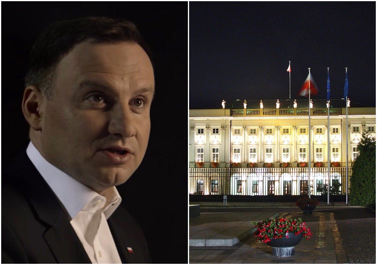 Nocne spotkanie prezydenta z posłami PiS. Wiemy o czym rozmawiali