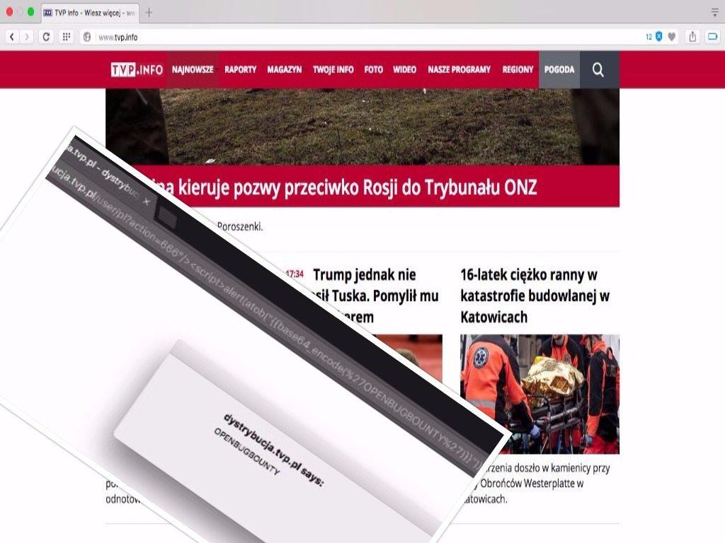 Wkurzony internauta pokazuje wszystkim jak łatwo zhakować TVP