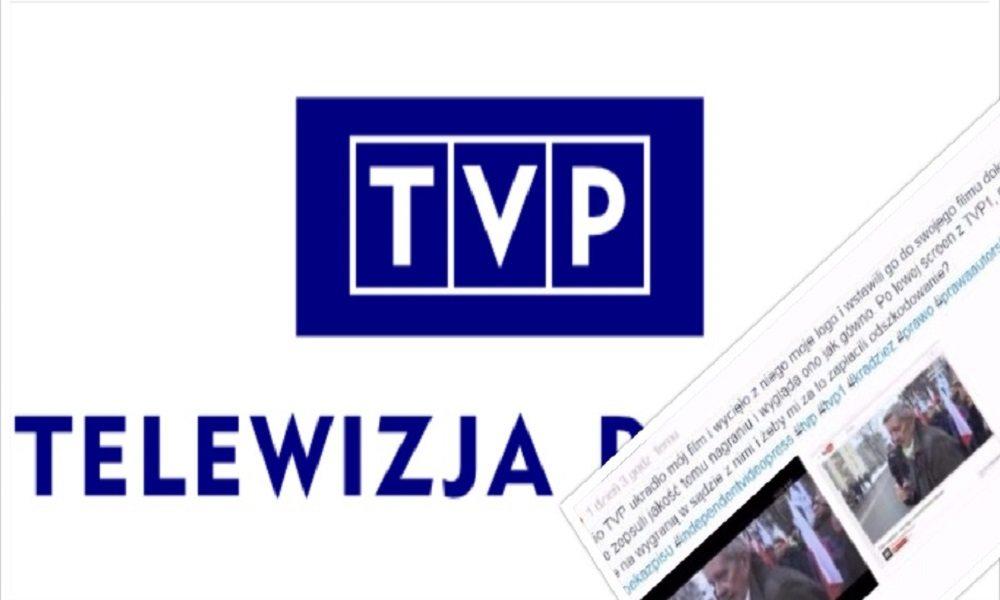 """Internauci ujawniają. """"TVP nas okradła! Idziemy do sądu"""" - Oto dowody (video)"""