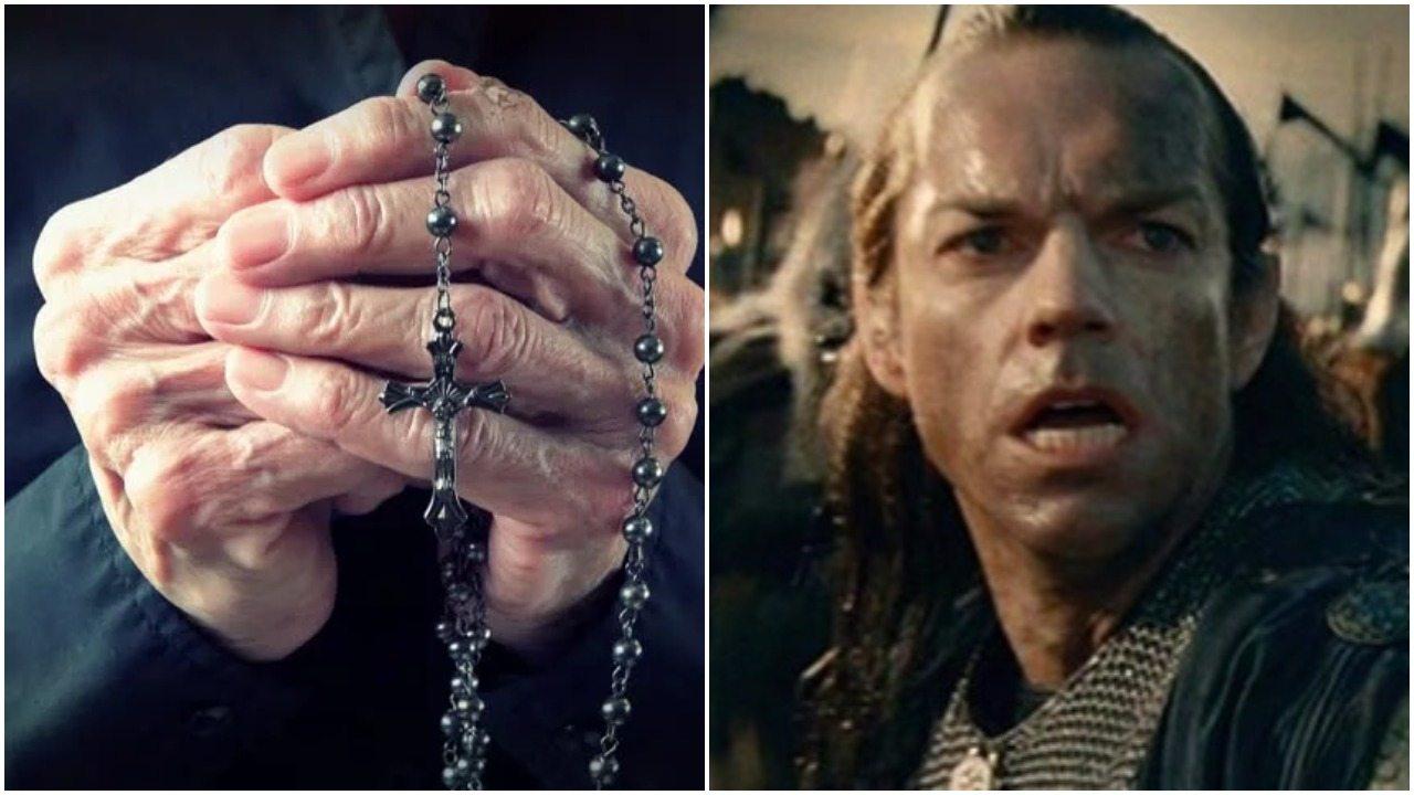 Przez lata modliła się do św. Antoniego... a to był elf z Władcy Pierścieni (FOTO)