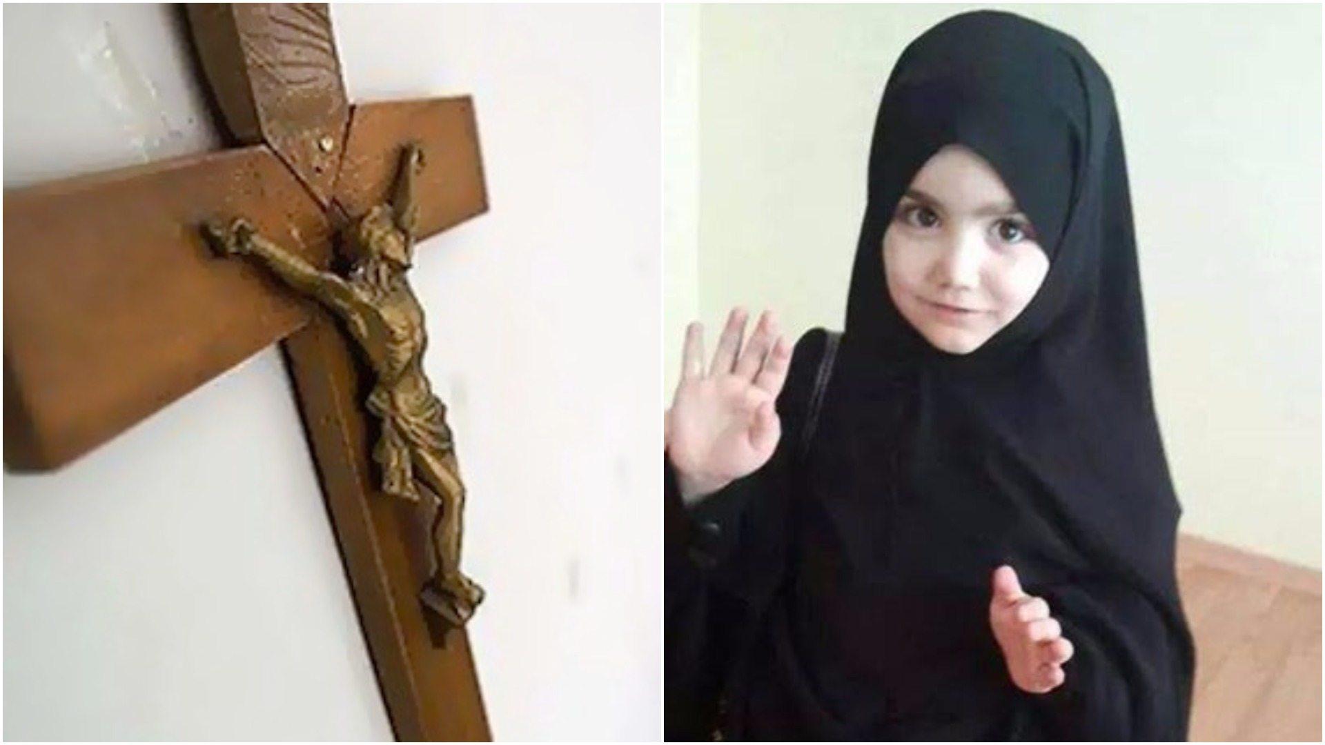 Muzułmanie wysłali córkę do katolickiej szkoły. Oskarżają dyrekcję o rasizm i islamofobię