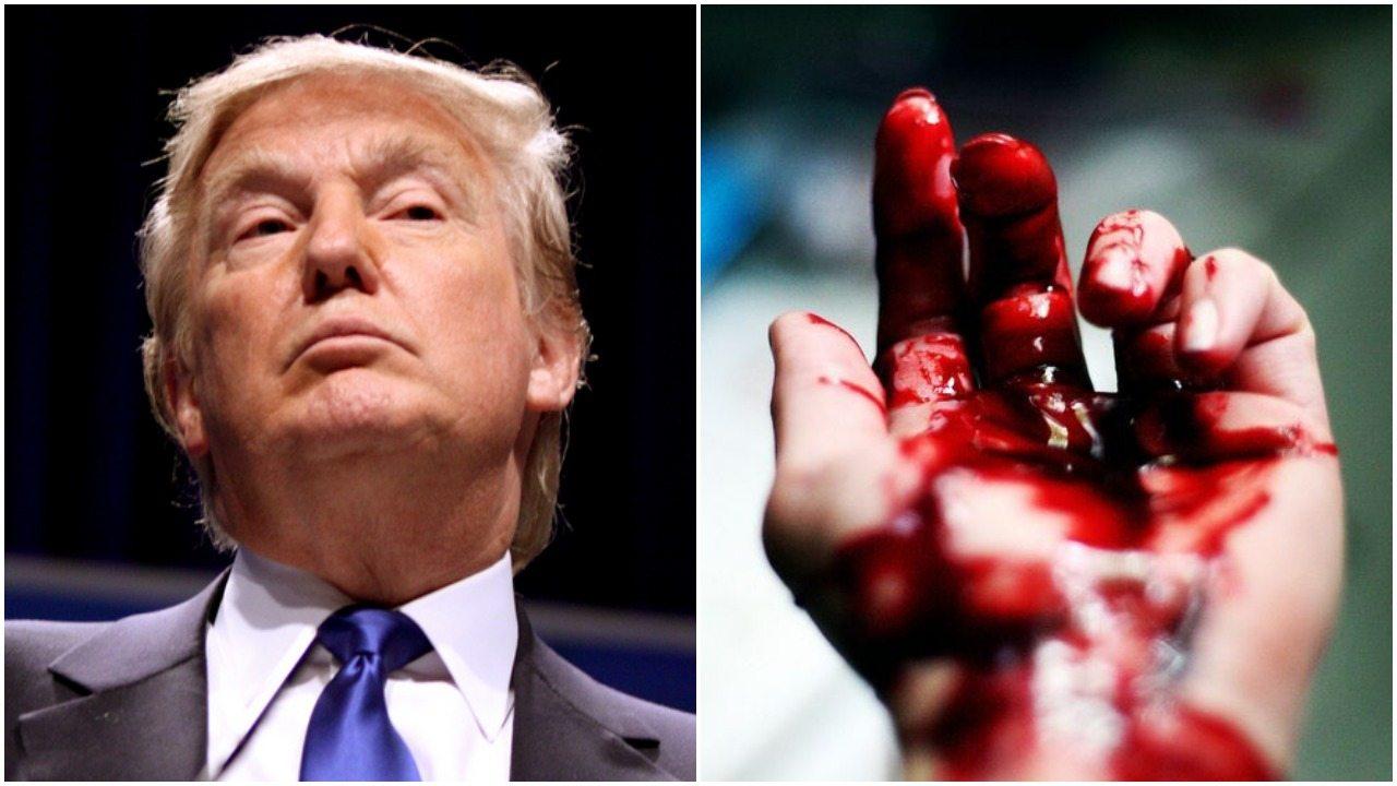 Zbierał haki na Trumpa. Znaleziono go martwego w samochodzie