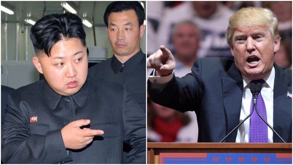Trump ostro odpowiada Kim Dzong Unowi