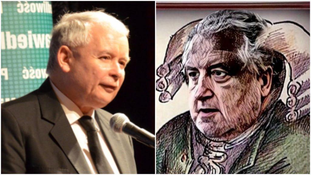 TVP pokazała Kaczyńskiego jako penisa Rzeplińskiego? OCEŃ SAM (FOTO)