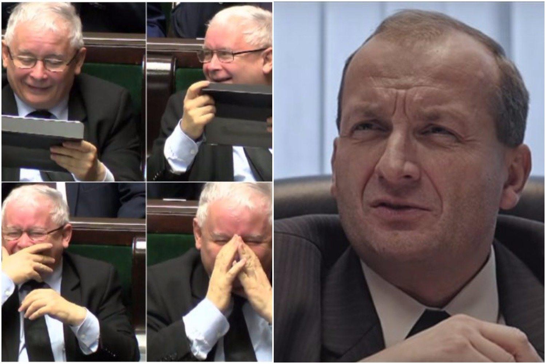 """Kaczyński śmiał się do rozpuku oglądając """"Ucho Prezesa"""". Ma tylko jedno ciekawe zastrzeżenie…"""