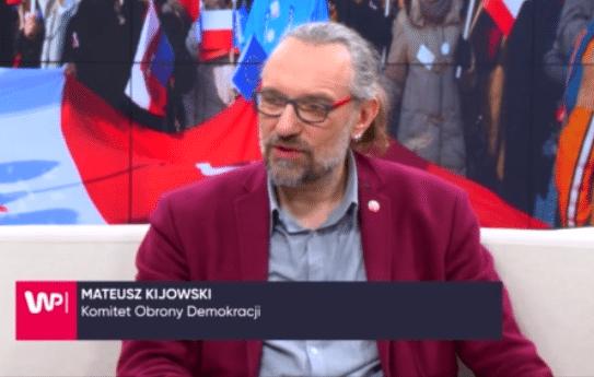 Kijowski mocno tłumaczy się z faktur. Wybronił się?