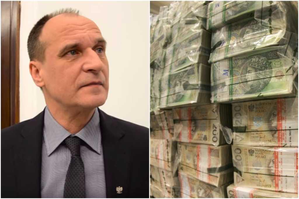 Kukiz: Masz dość? Wpłać 10 złotych i zasponsoruj Petru urlop z koleżanką