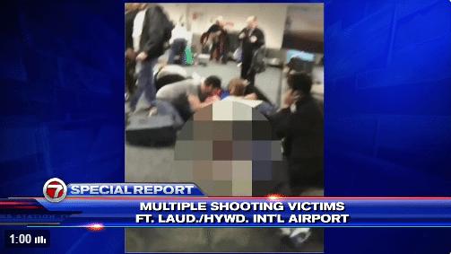Zamach na lotnisko. Są ofiary śmiertelne i poważnie ranni. Są nagrania (VIDEO)