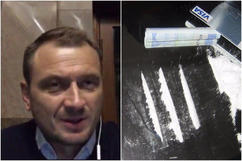 """Nitras nie chce badać się na obecność narkotyków. Nazwał internautę """"idiotą"""""""