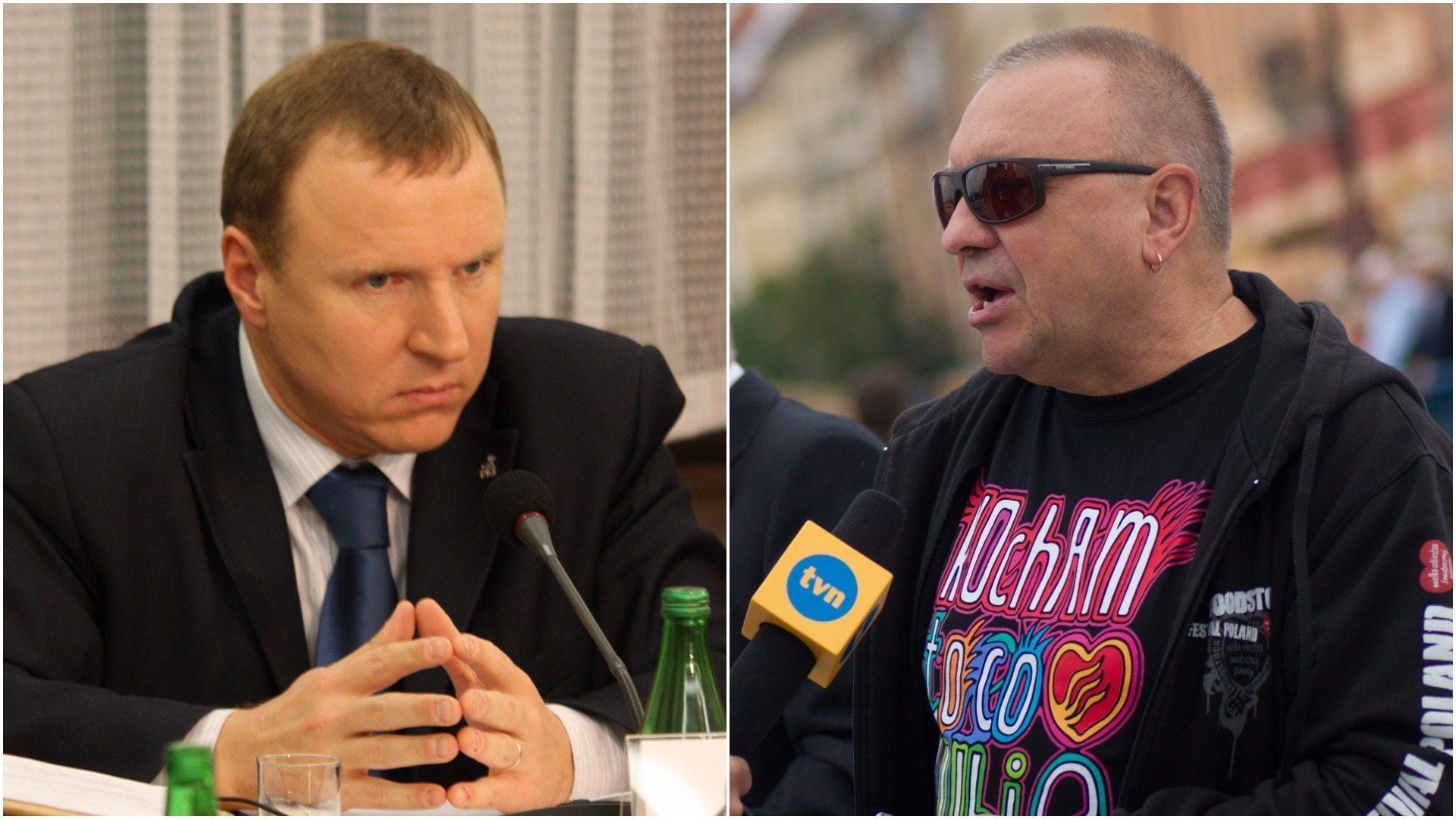 Jest ostra odpowiedź Owsiaka na ignorowanie WOŚP przez TVP (video)