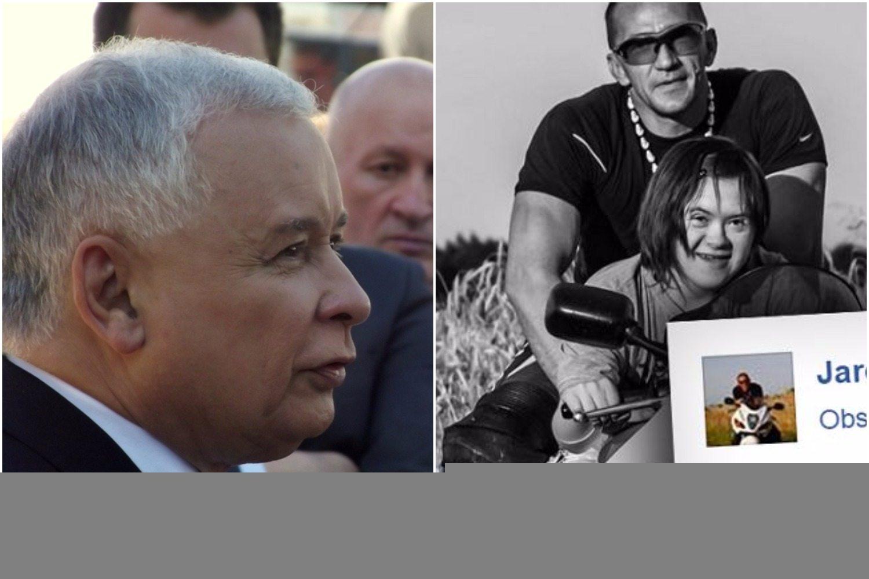 """Zbulwersowany ojciec pisze do Kaczyńskiego. """"To ja i mój syn, jakim cudem nas pan widział?"""""""
