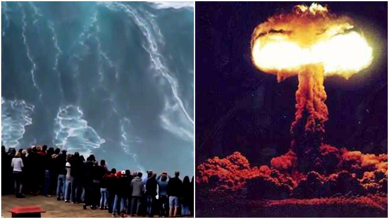 """Runięcie gigantycznej tamy jest tylko kwestią czasu? """"To będzie gorsze niż bomba atomowa"""""""