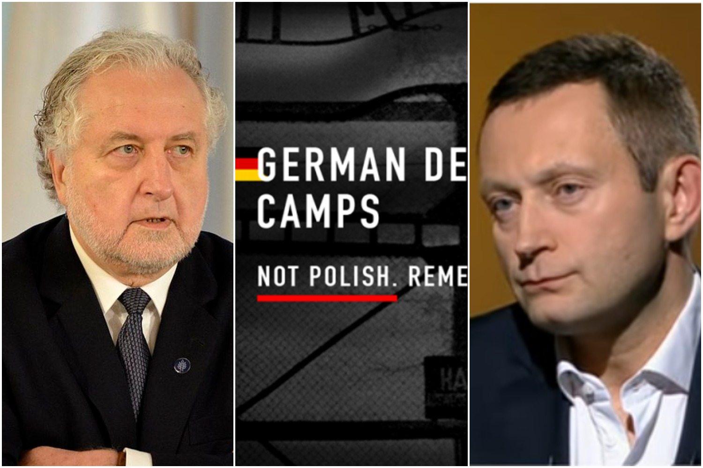 Rabiej z zarządu .Nowoczesnej o #GermanDeathCamps: Naziści, nie Niemcy. To nie Polacy zniszczyli Trybunał