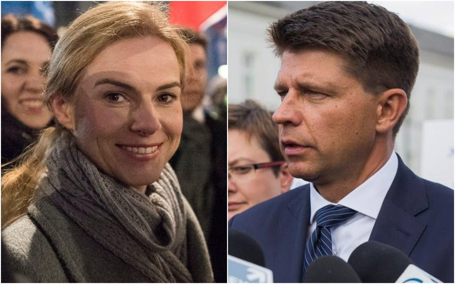 Petru wściekły. Posłowie Nowoczesnej chcą zemsty na Schmidt za romans z liderem partii