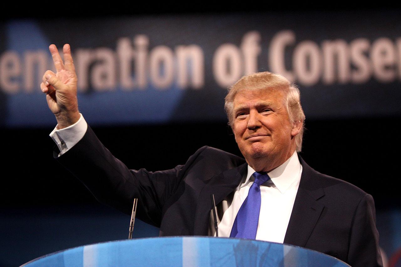 Znamy pierwszego przywódcę z którym spotka się Trump