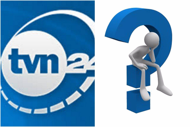 """Nie zgadniecie kto chciał kupić i przerobić TVN24. Usłyszał głośne """"NIE"""""""