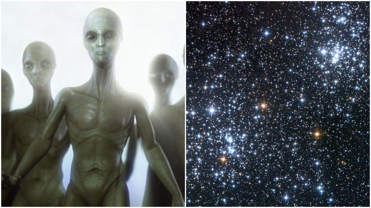 #TeoriaSpiskowa Nie jesteśmy sami? Astronomowie: Jest kontakt z setkami obcych cywilizacji