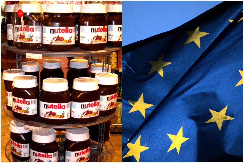 Dzieci wściekłe na Unię. Nutella wycofywana ze sklepów