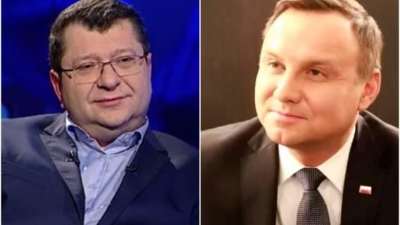 Stonoga w Polsacie: Wyborcy Andrzeja Dudy to GORSZY SORT