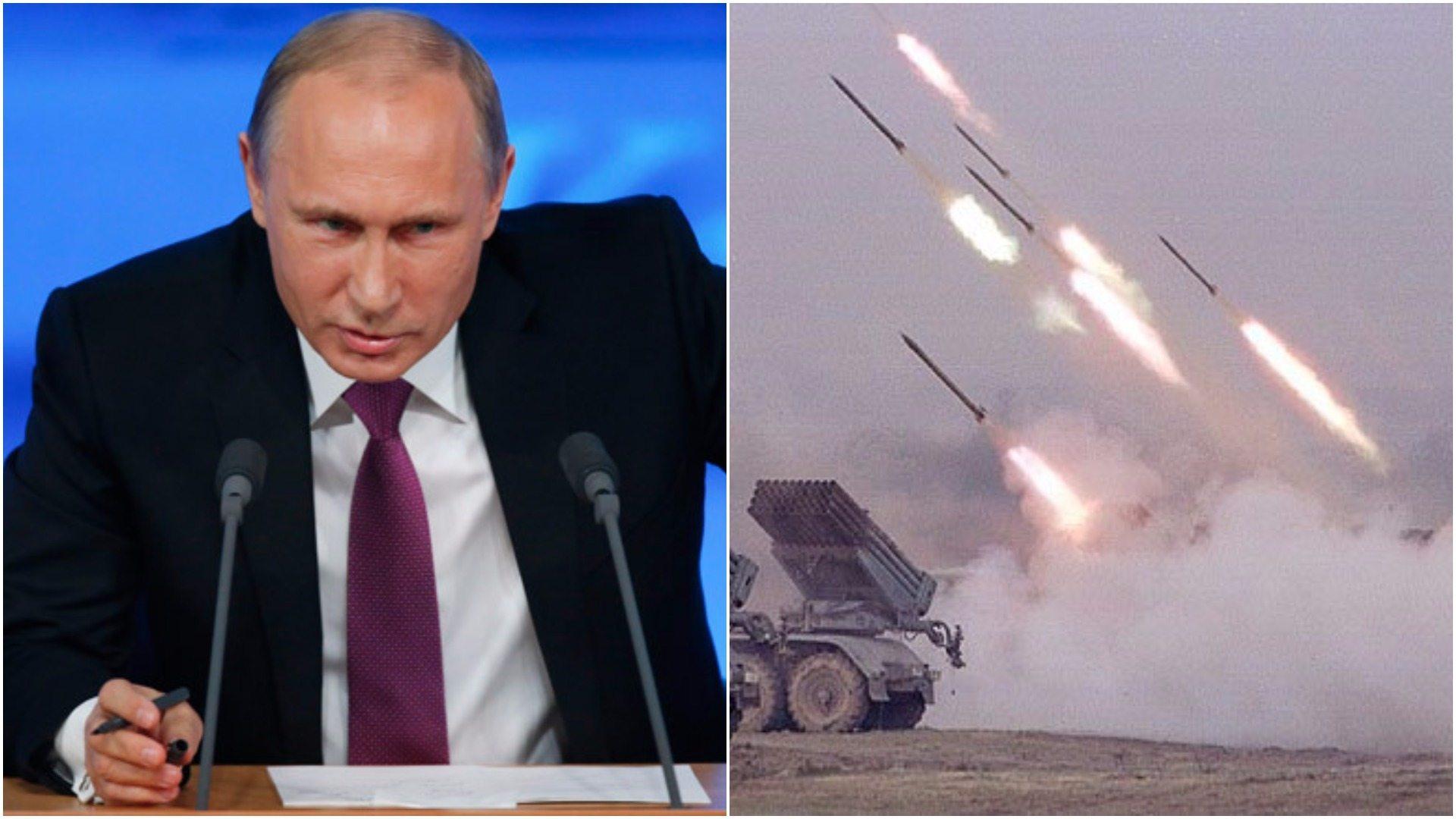 Świat w śmiertelnym niebezpieczeństwie. Rosja złamała zimnowojenny układ