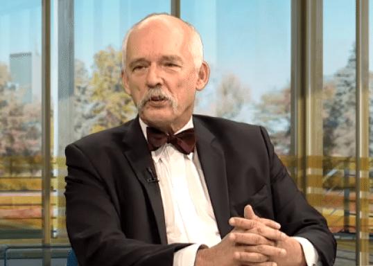 Korwin-Mikke: Sejm jest chyba po to, żeby marnować czas
