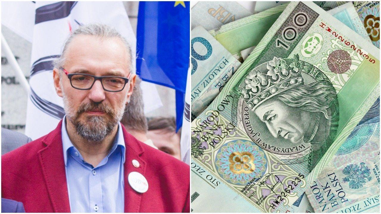 Totalna kompromitacja Kijowskiego. Ludzie mieli spłacić jego długi (zdjęcia)