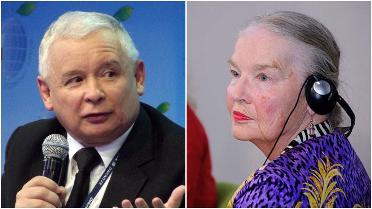 Po miłości nie zostało nic. Staniszkis spróbowała ośmieszyć Kaczyńskiego. Udało się czy nie?
