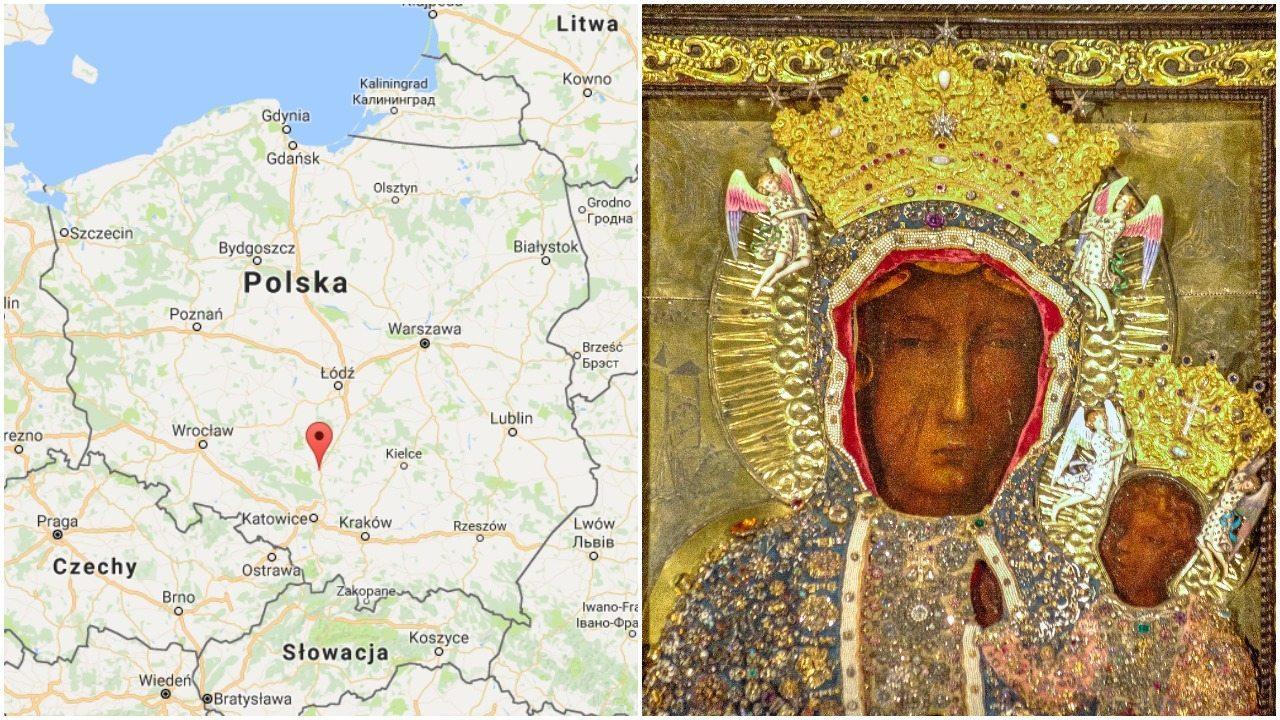 """Stare mapy do kosza. PiS stworzy województwo """"duchowej stolicy Polski"""""""