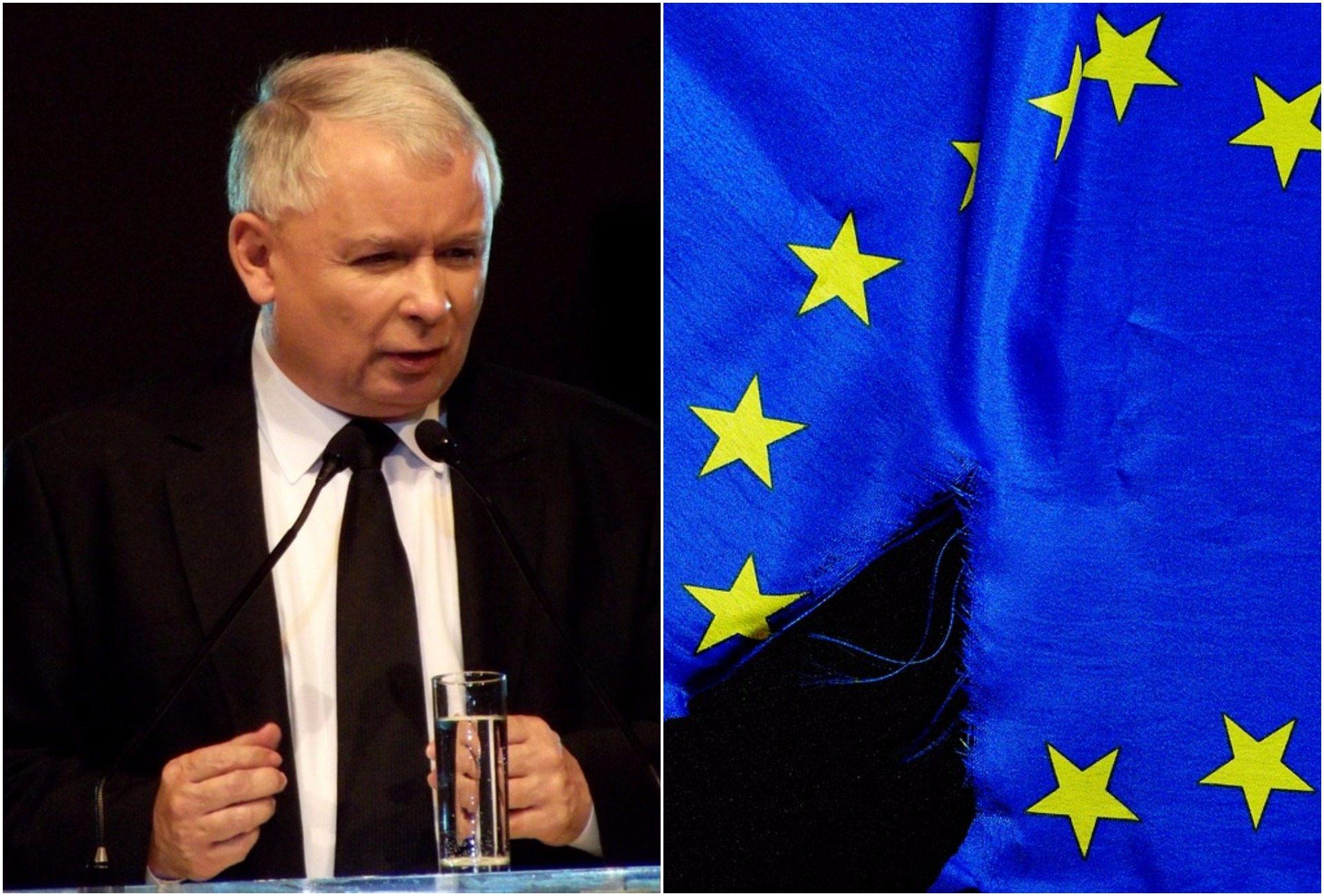"""UE grozi PiS palcem. """"To ostatnia szansa. Albo zrobicie co każemy, albo Polska..."""""""